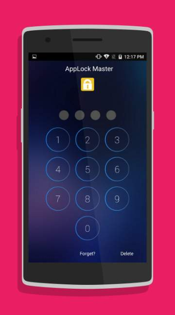 Applock Master-screenshot-1