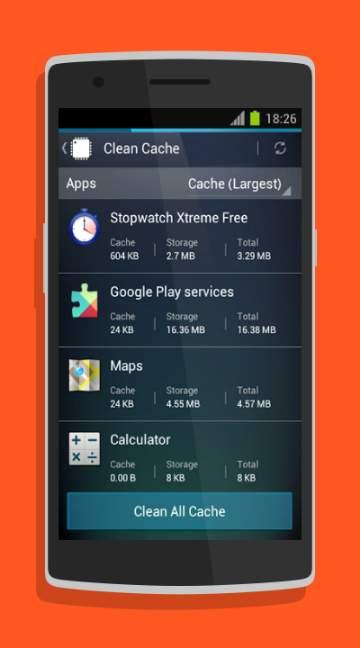 AVG Memory and Cache Cleaner-screenshot-1