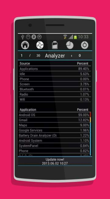 Battery Drain Analyzer-screenshot-1