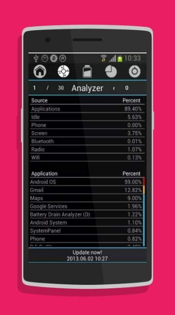 Battery Drain Analyzer-screenshot-1