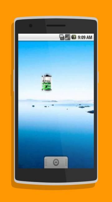 Battery Widget-screenshot-1