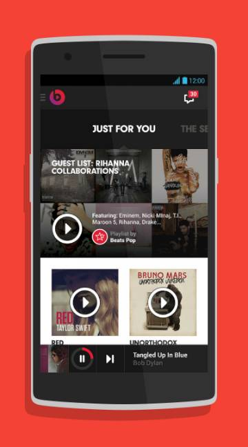 Beats Music-screenshot-2