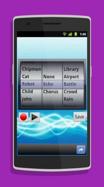 Best Voice Changer-screenshot-1