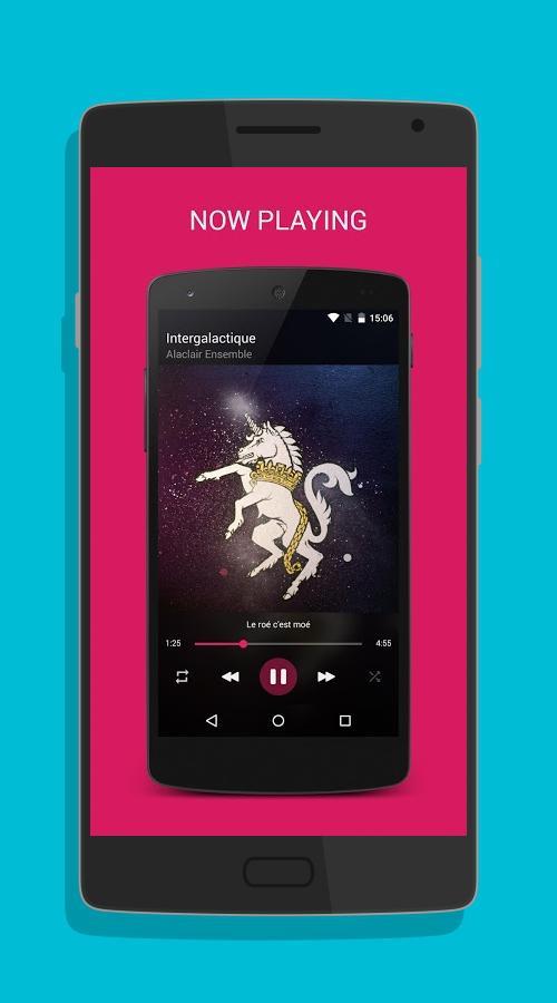 BlackPlayer Music Player-screenshot-1