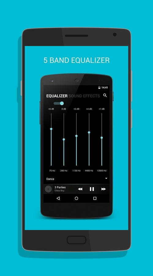 BlackPlayer Music Player Android app Free Download - Androidfry