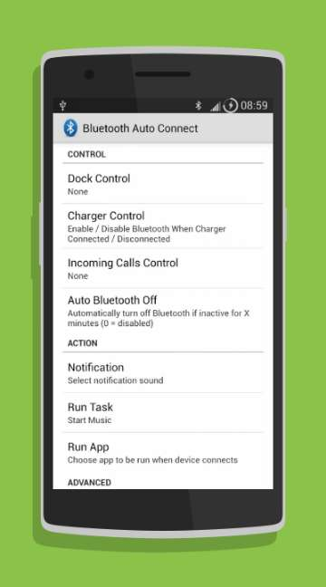 Bluetooth Auto Connect-screenshot-1
