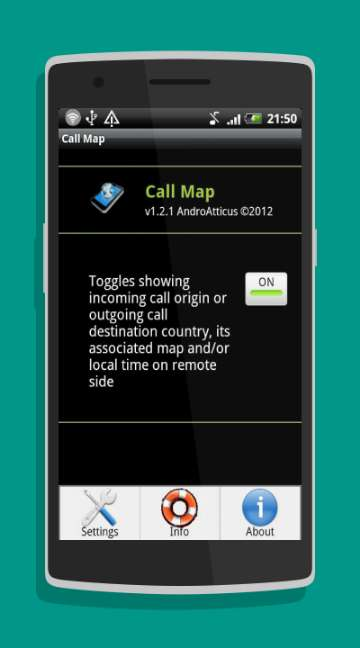 Call Map-screenshot-1
