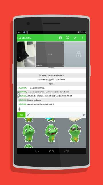 Camfrog Video Chat-screenshot-1