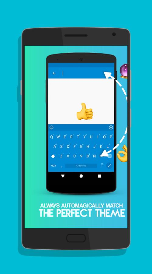 Chrooma GIF Keyboard-screenshot-1