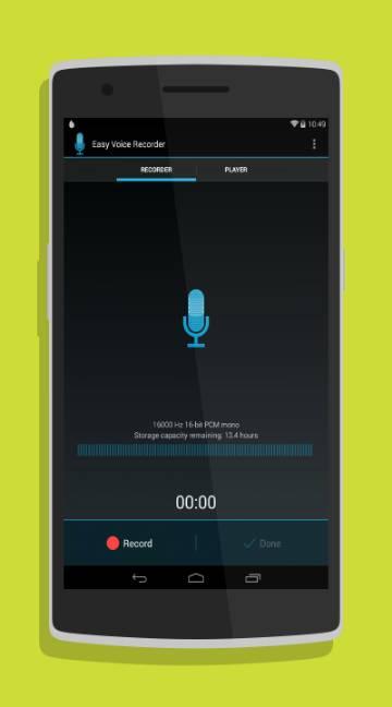 Easy Voice Recorder-screenshot-1