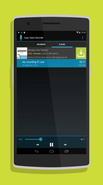 Easy Voice Recorder-screenshot-2