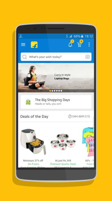 Flipkart: Online Shopping-screenshot-1