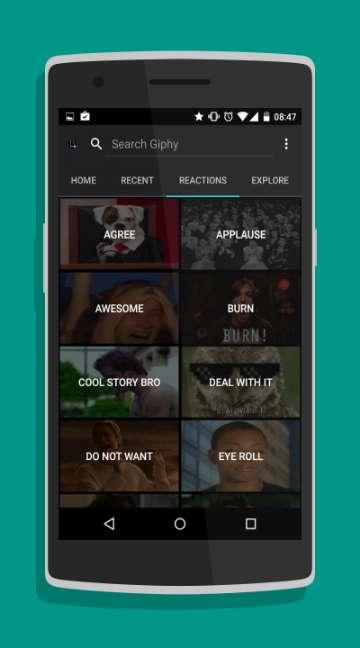 Giphy for Messenger-screenshot-1
