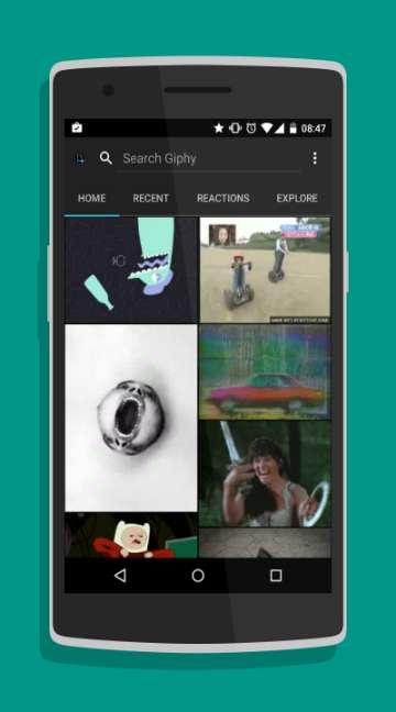 Giphy for Messenger-screenshot-2