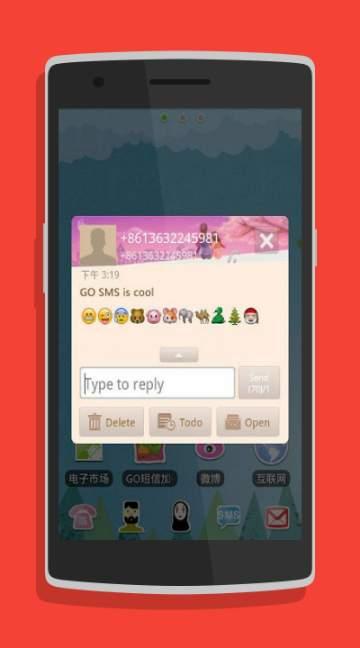GO SMS Pro-screenshot-1