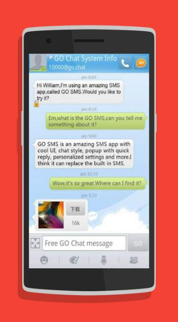 GO SMS Pro-screenshot-2