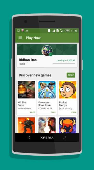 Google Play Games-screenshot-2