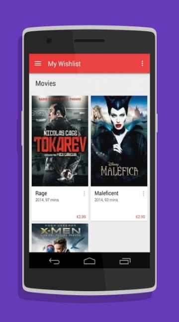 Google Play Movies-screenshot-1