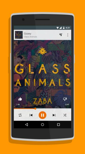 Google Play Music-screenshot-2