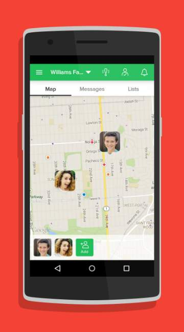 GPS Phone Tracker Pro-screenshot-1