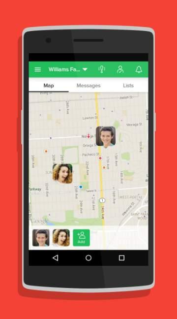 GPS Phone Tracker Pro-screenshot-1