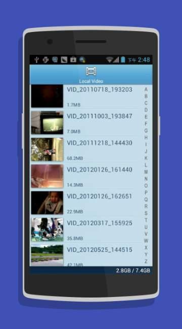 HD Video Player-screenshot-1