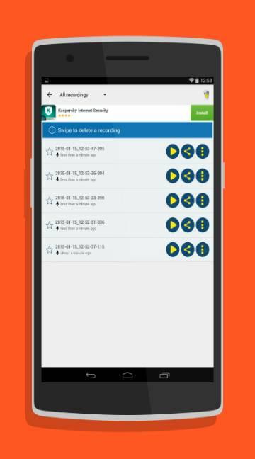 Helium Voice Changer-screenshot-2