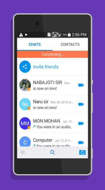 imo Messenger-screenshot-2
