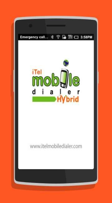 iTelHybridDialer-screenshot-1