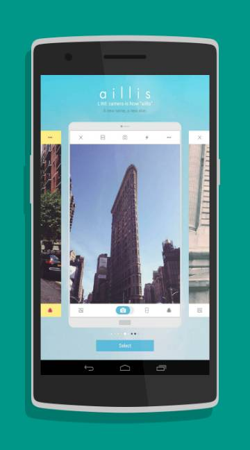 LINE Camera-screenshot-1