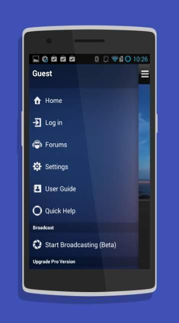 Live Media Player-screenshot-2