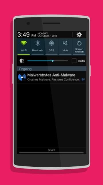 Malwarebytes Anti Malware-screenshot-1