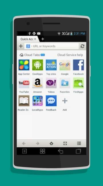 Maxthon Web Browser-screenshot-2