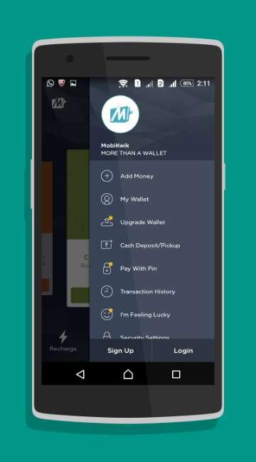 Mobikwik: Mobile Recharge & Wallet-screenshot-1
