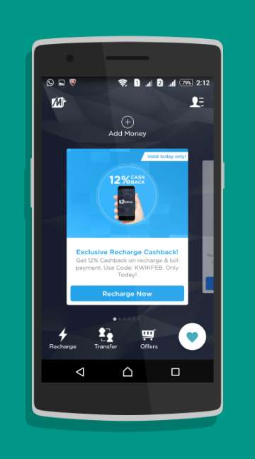 Mobikwik: Mobile Recharge & Wallet-screenshot-2