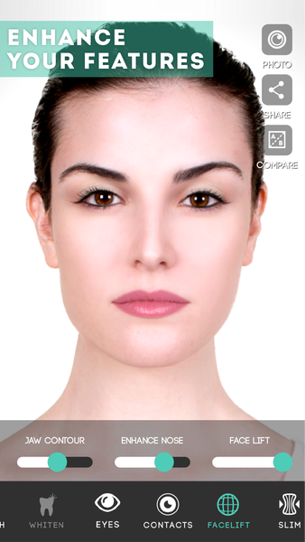 ModiFace Photo Editor-screenshot-2