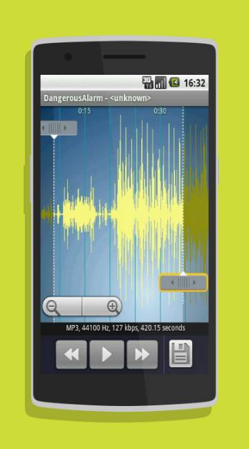 MP3 Ringtone Maker-screenshot-1