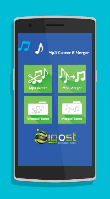 Mp3 Cutter & Merger-screenshot-1