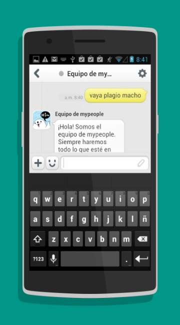 Mypeople Messenger-screenshot-2