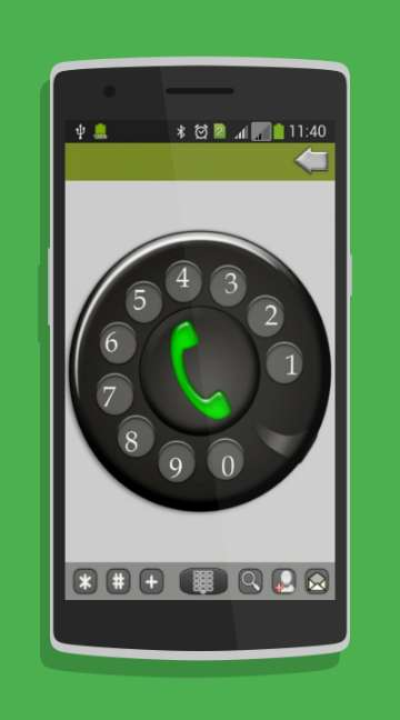 Old Phone Dialer-screenshot-1