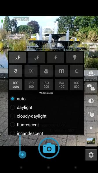 Open camera-screenshot-2