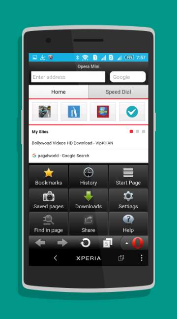 Opera Mini-screenshot-2