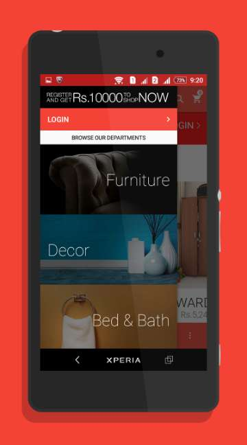 PepperFry: Furniture Store-screenshot-2