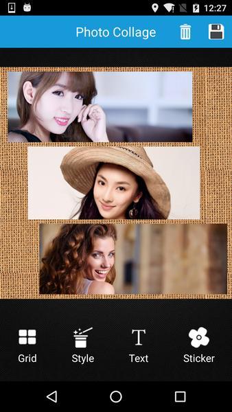 Photo Collage Editor-screenshot-1