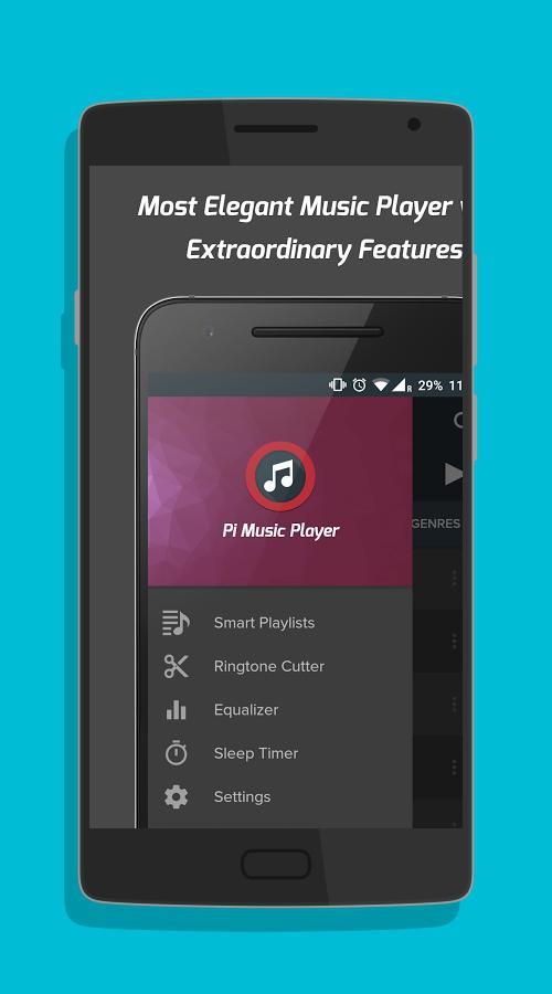 Pi Music Player-screenshot-1