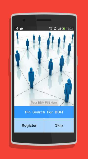 PIN Finder For BBM-screenshot-1