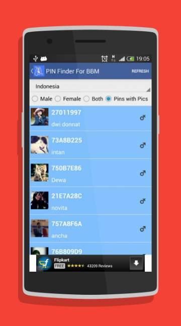 PIN Finder For BBM-screenshot-2