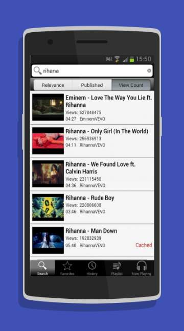 PlayTube FREE-screenshot-2