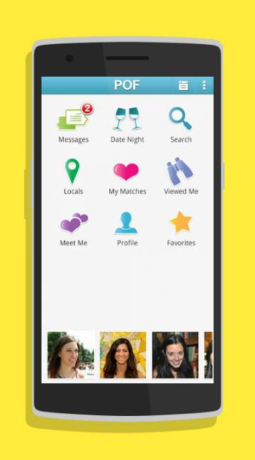 POF Free Online Dating-screenshot-1