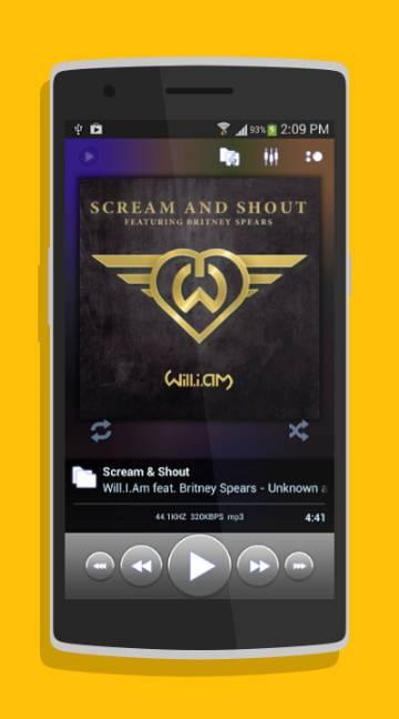 Poweramp Music Player-screenshot-1